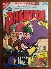 B19, Comic Phantom Frew, P/B VGC, # 1249, Year 2000 Annual Special & Replica
