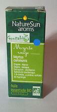 NatureSun Aroms - Huile Essentielle Myrte Rouge Bio - 5 ml