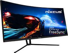 Nixeus EDG 34? Ultrawide 3440 X 1440 AMD Radeon FreeSync Certified 144Hz With