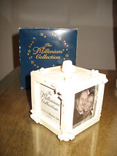 Roman Millenium Collection love wedding four photo box picture frame New Nib