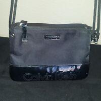 Calvin Klein Small Black shoulder purse