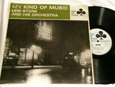 LEW STONE My Kind of Music AL BOWLLY Nat Gonella UK LP