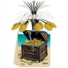 Pirate Treasure Chest Centerpiece Pirate Birthday Party Decoration