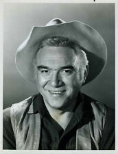 "Lorne Greene Bonanza Original 7x9"" Photo #H5940"