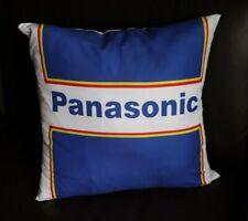 Brand New Team Panasonic  cycling cushion cover
