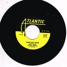 ODELLE TURNER - ALARM CLOCK BOOGIE b/w LAURIE TATE - ROCK ME DADDY (R&B Jivers)