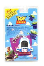 Toy Story Rare Buzz Alien Virtual Friends Space Explorer Interactive Games
