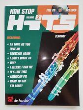 Abverkauf Noten: Non Stop Hits 2 für Klarinette