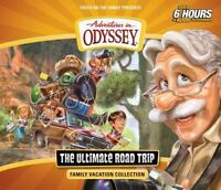 The Ultimate Road Trip: Family Vacation Collection (CD)