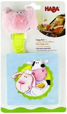 NWT Haba My Farm Animals Baby Buggy Traveling Picture Book