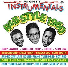 Various Artists - Mighty Instrumentals R&b-style 1960 / Various [New CD]