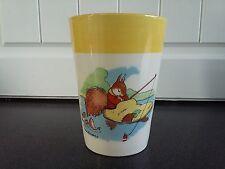 Vintage Animal Frolics Cup Mug James Kent Ltd Old Foley Pottery Longton England