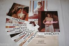APHRODITE ! valerie kaprisky jeu 16 photos cinema lobby cards erotique sexy