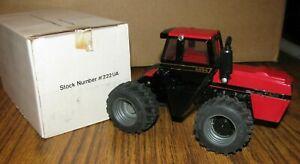 CASE IH International 4894 Four Wheel Drive Tractor 1/32 Ertl Toy 1985 Die Cast