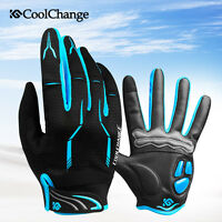 Antiskid Cycling Gloves Bike Full Finger Gloves Winter Sports Gloves Touchscreen