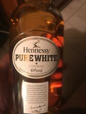 Hennessy Pure White Cognac Rare Collectible