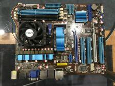 ASUS Mainboard M4A785TD-V EVO, CPU+8GB RAM+CPU FAN
