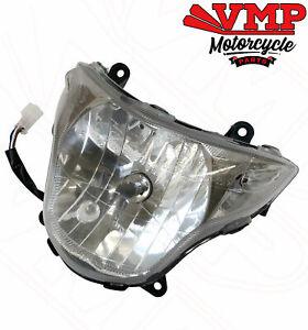 Front Headlight Assemble Lens for Lexmoto Venom 125 SK125-22