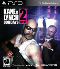 Kane and Lynch 2: Dog Days PS3 New Playstation 3