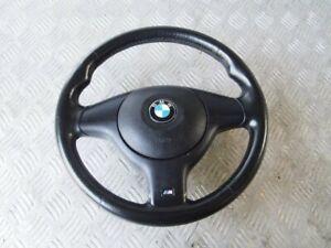Fit For BMW 3 Series M Sport E46 318i 320I 325I 316 M3 four Door Steering Wheel