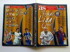 Álbum Las Fichas De La Liga 2005 Edic As 246 Cromos Completo Mundicromo