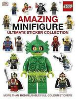 LEGO Amazing Minifigure Ultimate Sticker Collection 1000+ Reusable Stickers