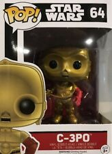 POP Star Wars C-3PO Vinyl Figure By Funko
