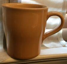 Pottery Barn SOPHIA Amber Yellow Mug