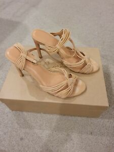 Joie Pink SANDALS 38 RRP $499