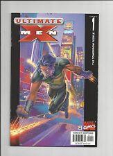 Ultimate X-Men #1 VF/NM 1st print (Aug 2001, Marvel)