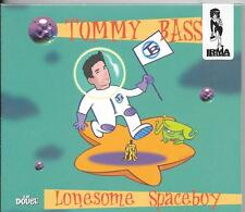 CD Tommy Bass `Lonesome Spaceboy` Neu/New/OVP Cocktail Music