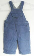 babyGAP Size 3-6 Months Boys Blue Five Pockets Overalls