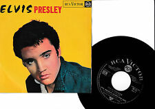 ELVIS PRESLEY-FRENCH JUKE-BOX SP - UNIQUE PS - One broken heart for sale - MINT-