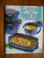 La Cuisine au Micro-ondes avec MICROPLUS - TUPPERWARE - 2001