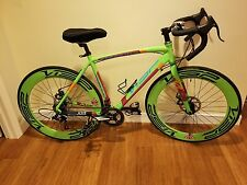 VISP 21 speed shimano trasmission 51-52 cm frame