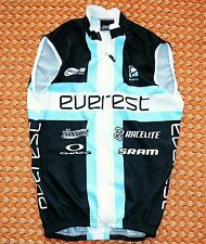 Everset MTB UCI Team, Cycling wind vest by Inverse, Mens XS, Team Issue, Oakley