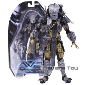NECA Masked Scar Predator PVC Action Figure Collectible Model Toy Kids Gift