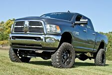 "Zone 6.5"" Radius Arm Suspension LIft 2013-2017 Ram 3500 (DIESEL) D57N W/ NITRO S"