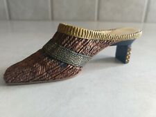 Just The Right Shoe By Raine Pretty Penny Miniature Copper