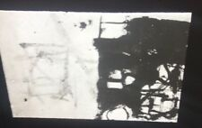 """Franz Kline """"Untitled"""" Abstract Expressionism Painting 35mm Art Slide"""