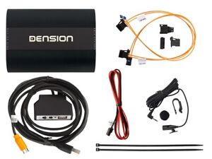 Audi A4 A5 A6 Q7 Dension Gateway 500S BT iPhone USB Bluetooth Adaptor GW52MO2