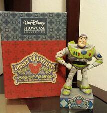 Disney Showcase Toy Story Buzz Lightyear Infinity and Beyond Figurine Brand New