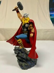 "THE MIGHTY THOR statue AP/3000 BOWEN DESIGNS 1999 MARVEL 15"" Tall"