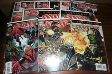 GUARDIANS OF THE GALAXY #1 RARE 2ND PRINT 2008 LOT 13 BOOK RUN SET
