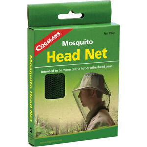 Coghlan's Mosquito Head Net, Mesh Stops Flying Insects, Outdoor Camping Survival