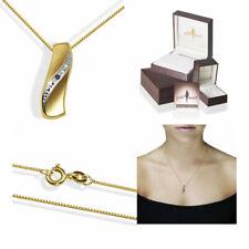 Sapphire Gold Sapphire Fine Necklaces & Pendants