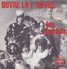 Disque 45 tours LES CHARLOTS Ouvre la f'nêtre 1971