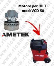 VCD 50 MOTORE di aspirazione AMETEK per aspirapolvere e aspiraliquidi HILTI