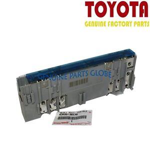 BRAND NEW OEM LEXUS GS350 GS430 GENUINE FUSIBLE LINK BLOCK FUSE BOX 82620-30170