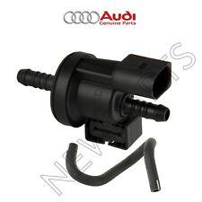 For Audi A4 Quattro 2.0L L4 Set of Purge Valve for Fuel Vapor Canister & Hose